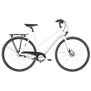 Vélo de Ville ORTLER MOTALA TRAPEZ Blanc 2020